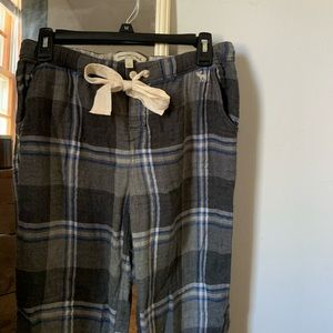 Women's Abercrombie and Fitch pajama bottoms